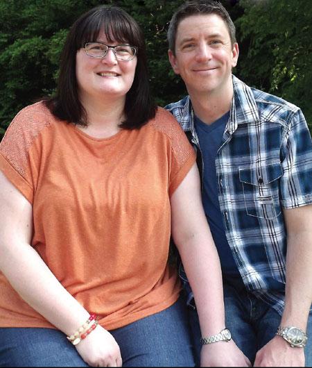 Amy and Dan