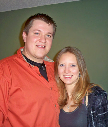 Lindsay and Jeff