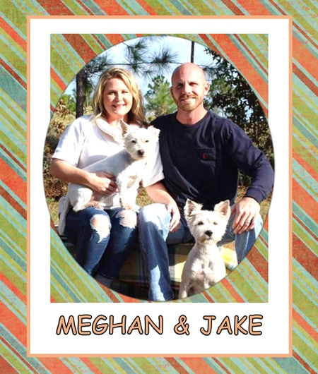 Meghan and Jake