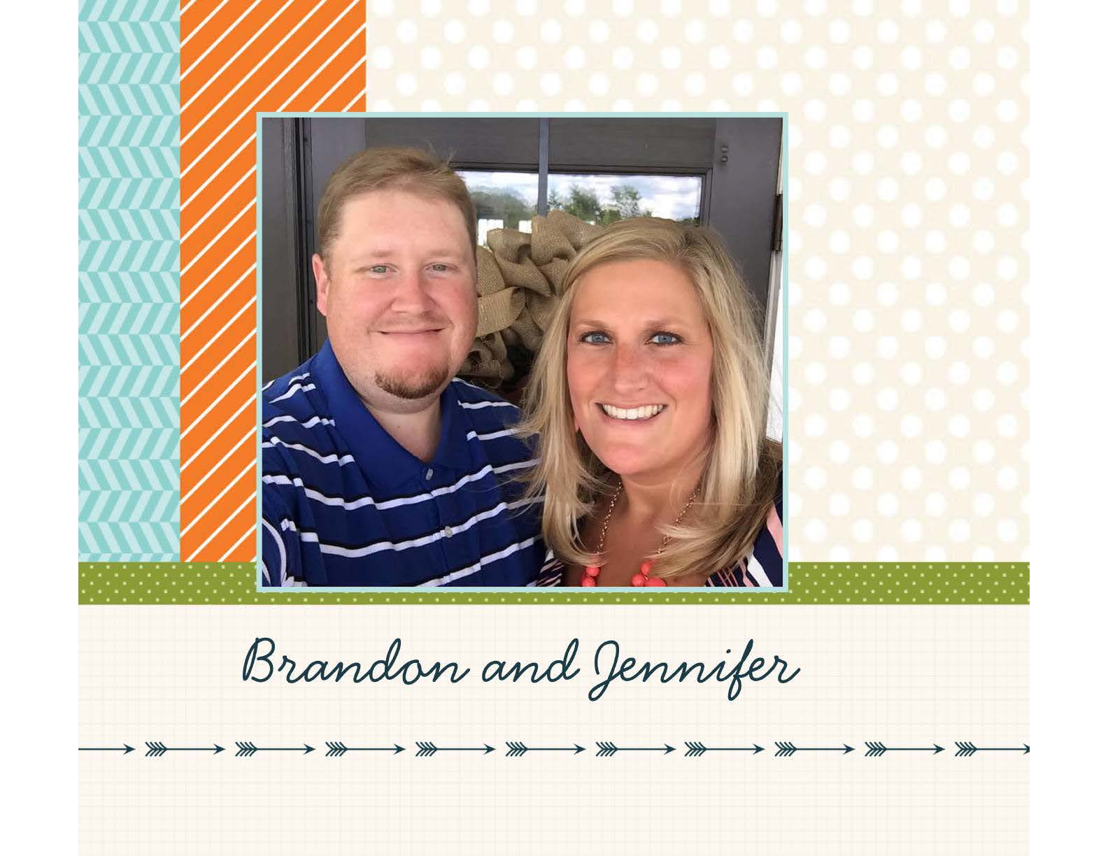 Brandon & Jennifer (L)
