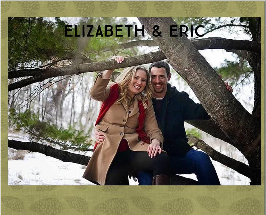 Elizabeth & Eric - Waiting to Adopt