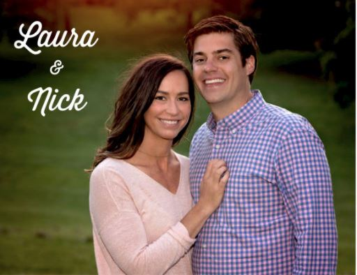 Laura and Nick