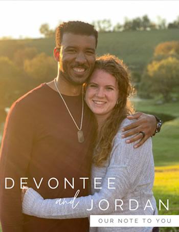 Jordan and Devontee - Waiting to Adopt