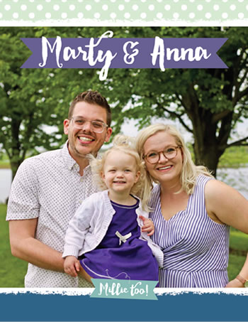 Marty & Anna - Waiting to Adopt