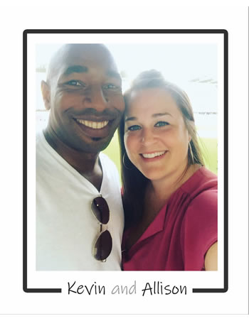 Kevin & Allison - waiting to adopt